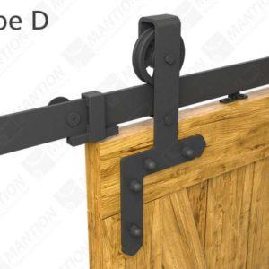 Rail de fixation ROC DESIGN®type D