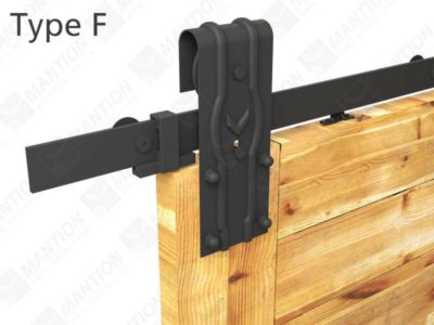 Rail de fixation en applique ROC DESIGN®Rail 1950mm RD-F-B